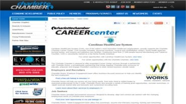 Charlotte Chamber's Career Center comes to Charlotte Works