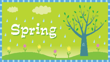 It's springtime in the world of WIA!
