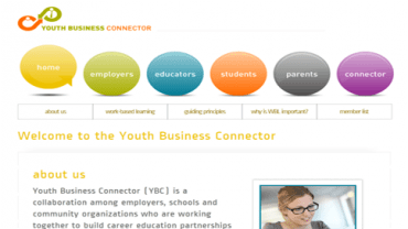 Enhancements make Youth Business Connector easier for employers, educators to connect