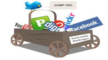 Get social in your job search