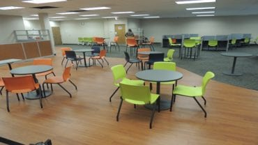"""Ultimate Upfit Makeover"" for Charlotte's NCWorks Career Centers"