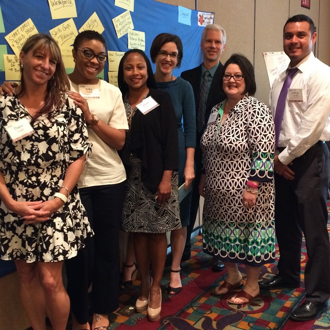 Career Pathway Conference 2.0 maps strategy for rollout