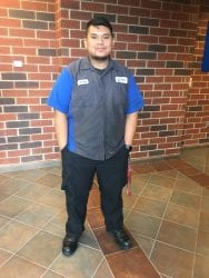 DACA Student Seizes Opportunity for Pre-Apprenticeship Program and Full CPCC Scholarship