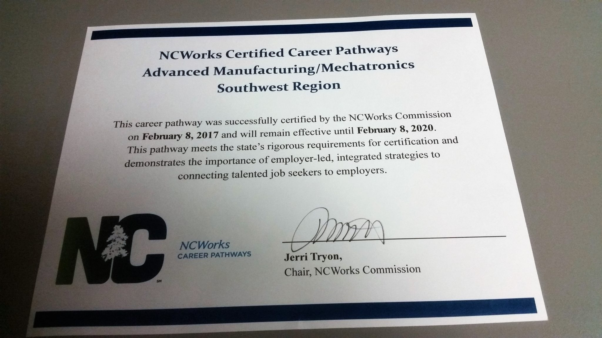 Advanced-manufacturing-certification