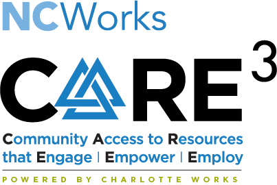 NCWorks CARE3 logo
