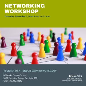 Workshop: Networking
