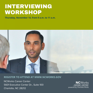 Workshop: Interviewing