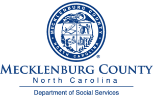Mecklenburg County North Carolina Department of Social Services logo